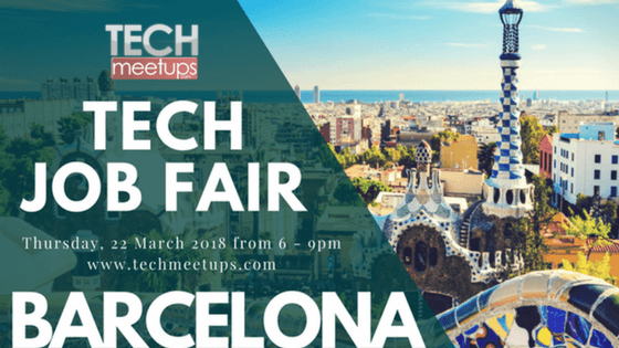 Find a tech job in Barcelona